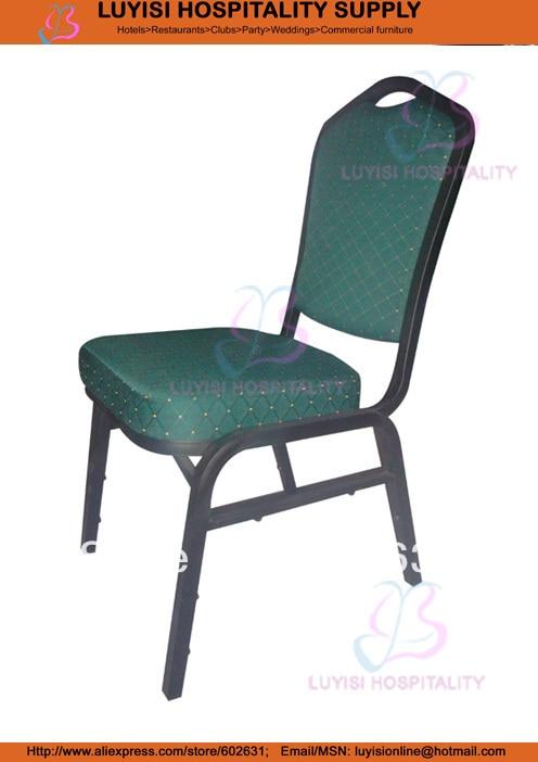 Steel Church Chair LUYISI103025G