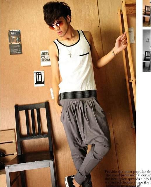 Online-Shop 2018 neue Mode Harajuku Hip Hop Männer Harem Casual ...