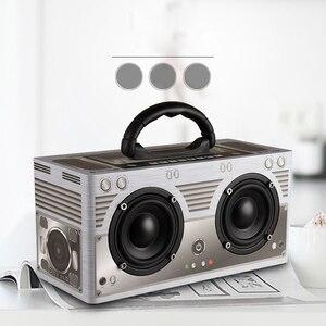 Image 3 - Abuzhen Bluetooth Speaker Portable Speaker Column Soundbar Wireless Speakers Stereo MP3 Music Player AUX TF Subwoofer Phones