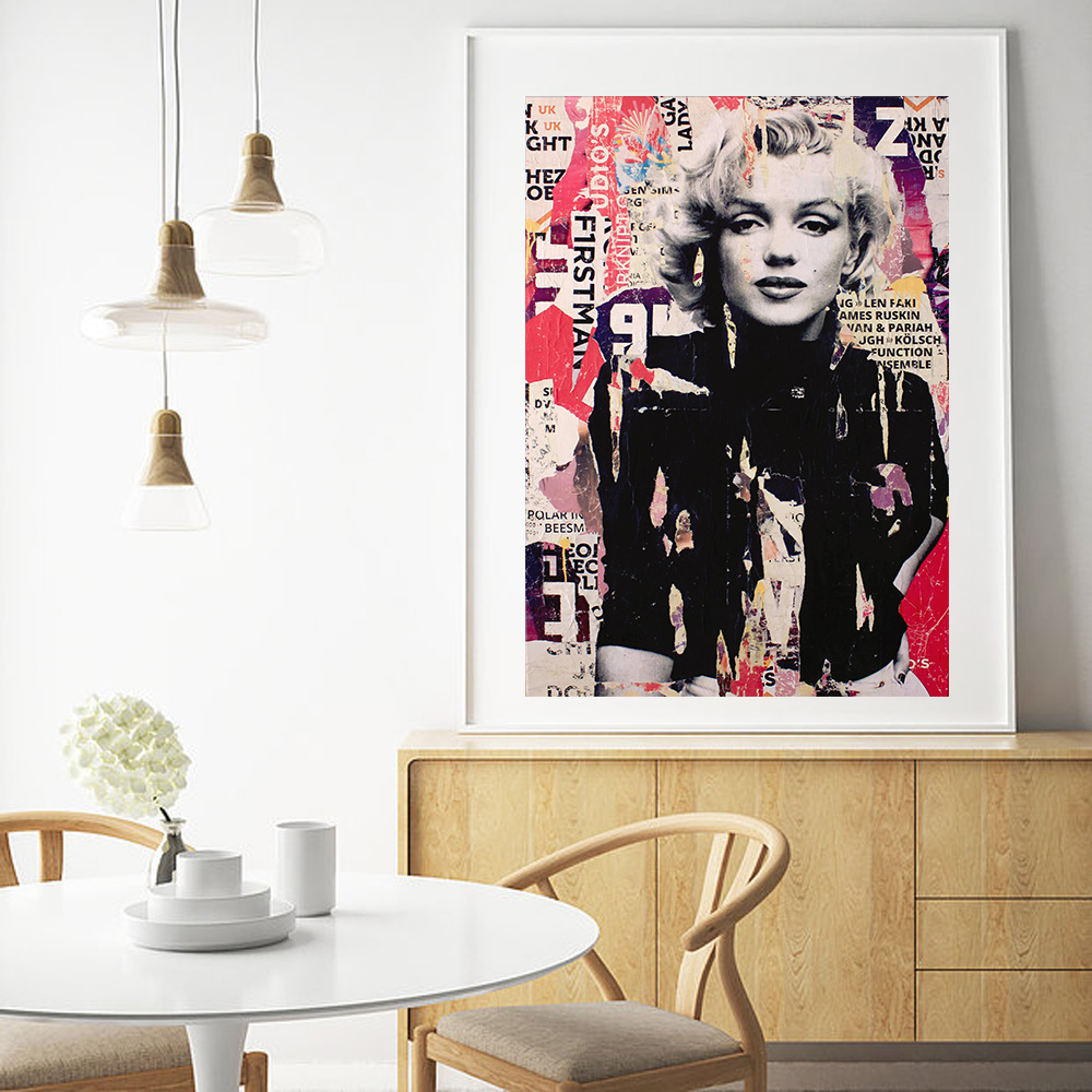 Marilyn Monroe Cuadro Cuadros Decoracion Marilyn Monroe Posters And Prints On