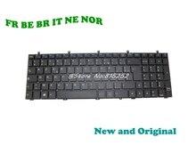 Клавиатура для ноутбука Gigabyte P2742G-CF2 P27G V2 P27K-CF1 CF2 Франция FR Бельгии быть Бразилия br Италия ИТ Nordic NE Норвежский, ни