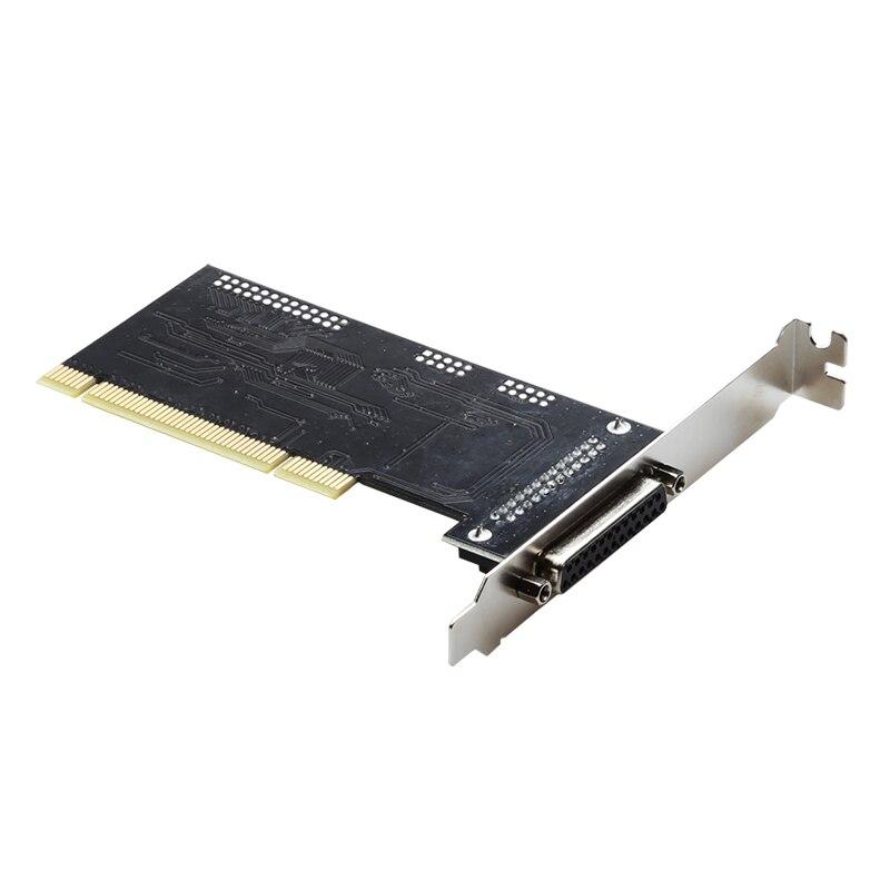 Great-Q Nieuwe 25 pin PCI naar Parallel 1 Poort Controller - Computer componenten - Foto 5