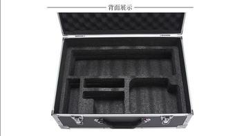 Nowy RONIN M walizce walizka odporne na uderzenia aluminium na bagaż walizki Hard Case Box dla DJI Ronin-M RC DRONE gimbal i akcesoria tanie i dobre opinie Drone pudełka HCDSKY DJI RONIN-M DRONE