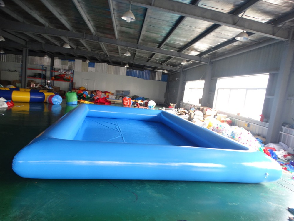 Commercial  Inflatable Swimming Pool For Adult And Kids Free Air Pump