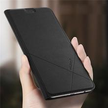 Alivo Leather Case for XiaoMi Redmi Note 7 5 4 4x 3 Flip Cover 4a Plus 6 6a Pro Phone
