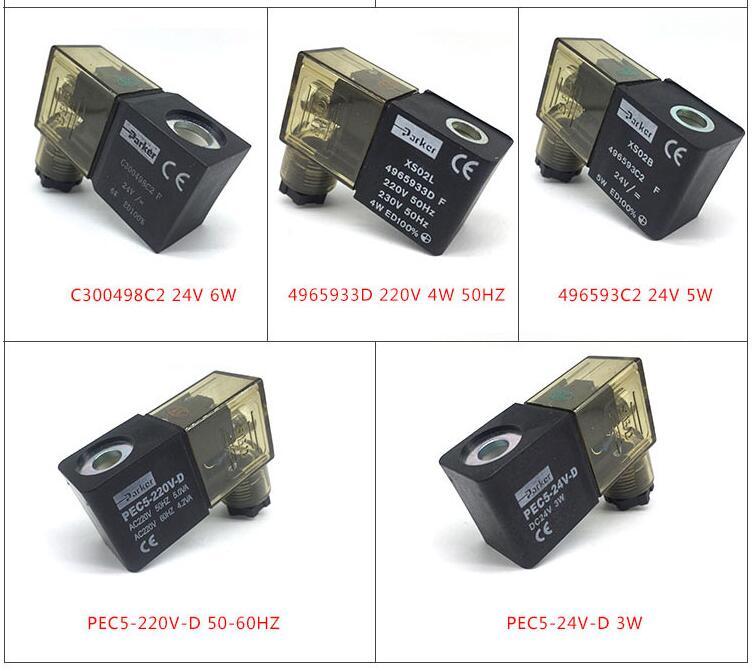 Original New Solenoid Valve Coil  ZB12  496593C2 4965933D C300498C2  C3004983D H111C2 481000C2 PEC5-220V-DOriginal New Solenoid Valve Coil  ZB12  496593C2 4965933D C300498C2  C3004983D H111C2 481000C2 PEC5-220V-D