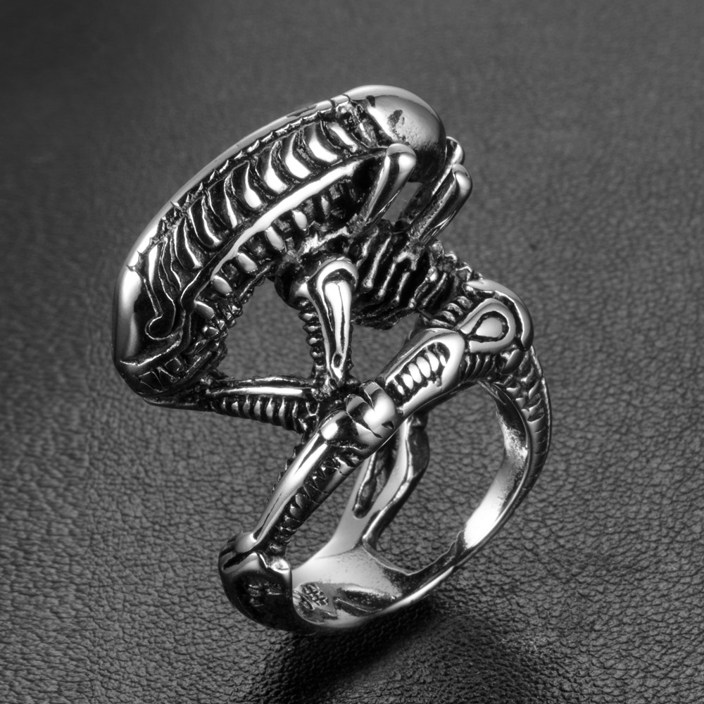 The Classic Alien ring