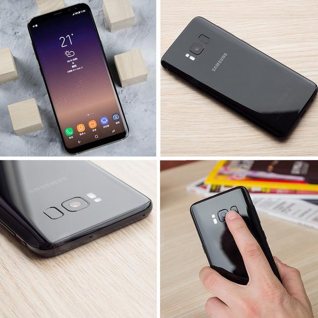 Original Samsung Galaxy S8 Plus SM-G955U 4GB RAM 64GB ROM 6.2″ Single Sim Octa Core Android Fingerprint 12MP 3500mAh Phone