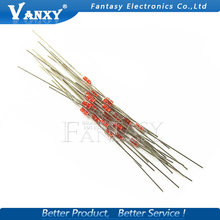 20pcs Thermal Resistor NTC MF58 3950 5% B 2K 5K 10K 20K 50K 100K 200K 500K ohm