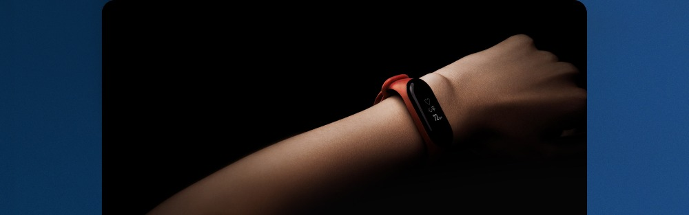 Xiaomi Mi Band 3 Išmanioji apyrankė
