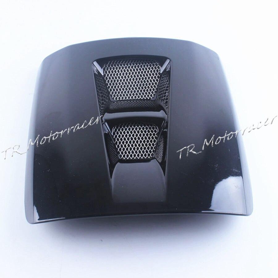 Заднего сиденья крышку капота обтекателя Для Honda CBR650F 2014 2015 CBR 650 f ABS Пластик черный Замена Новый