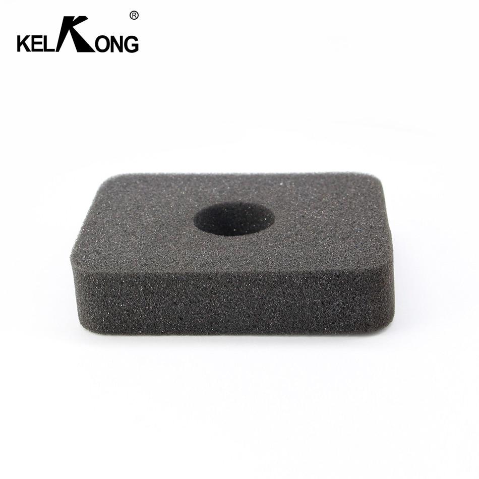KELKONG 1 Pc Air Filter Sponge For HONDA 17211-ZE1-000 17211-ZE8-000 GX120 GX160 GX200 WA20 WB20 WB30 D50 Engine Chainsaw