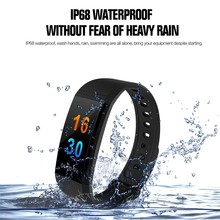 Fitness Unisex Android Sport Smart Wrist Watches with Pedometer Digital, Blood Pressure, Calorie Counter