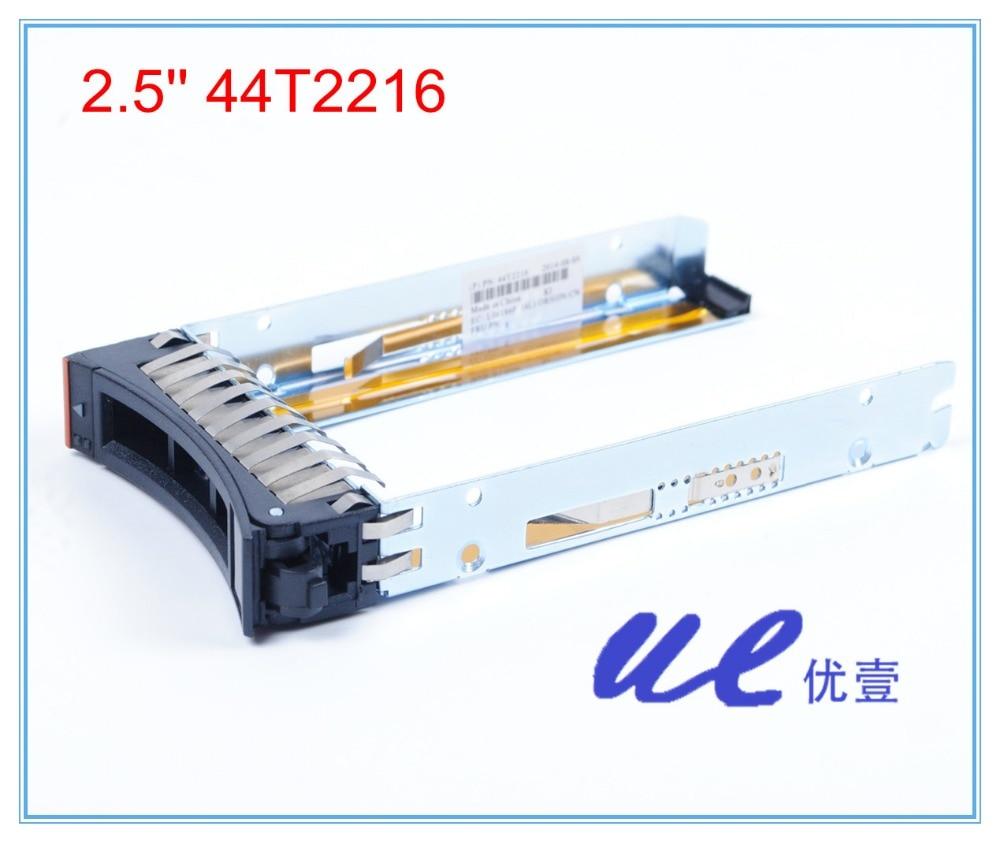 "2.5/"" 44T2216 SAS SATA Server Hard Drive HDD Caddy Tray X3550 3650 3500 3400 M3"