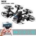 MJX X600C 0.3MP HD Camera 6 Eixo Helicóptero de Controle Remoto giroscópio Quadcopter 6 Canais USB Plug Modo Sem Cabeça da Escova Do Motor Dron