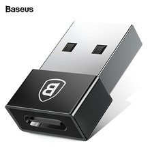 Baseus USB Male to Type C Female OTG Adapter USB C Converter For Xiaomi Nexus 5x 6p Oneplus 3 2 Macbook USB Type-C Cable Adapter oppselve micro usb type c otg adapter type c male to micro usb female usb c cable for nexus 5x 6p oneplus 2 3 charger converter
