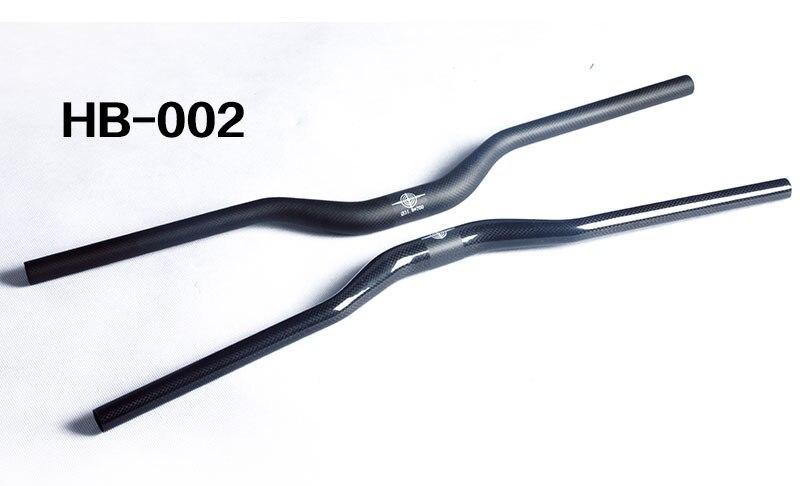 BXT carbon fiber bicycle handlebar mountain bike carbon handlebar 600mm 720mm