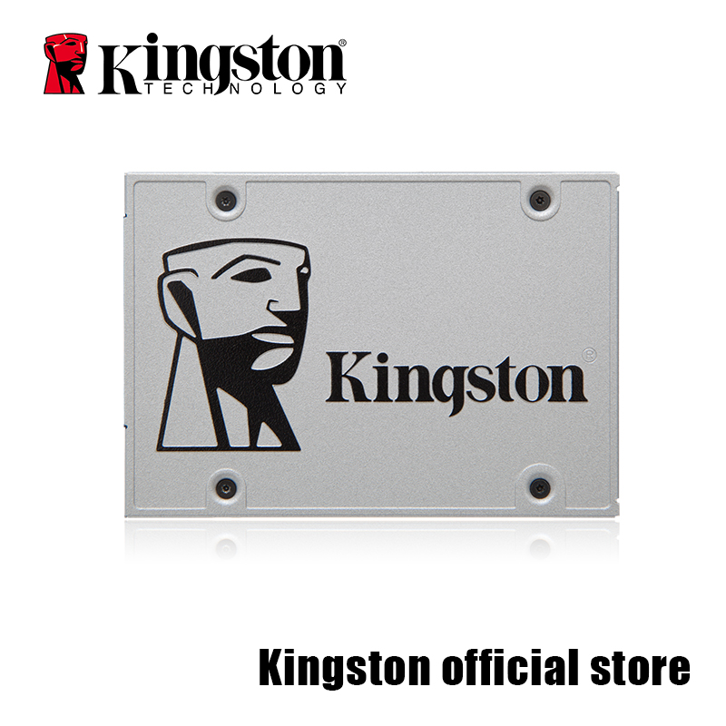 Kingston UV400 SSD 240GB Internal Solid State Drive 2.5 inch SATA III HDD Hard Disk HD 240G Notebook PC ...
