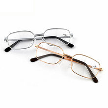 Metal Anti-fatigue Daily Life Reading Glasses +1.00 1.50 2.00 2.50 3.00 3.50 4.00 Diopter(China)