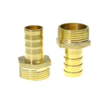 Conector de púas de latón 10mm 8mm macho M12 * 1,25