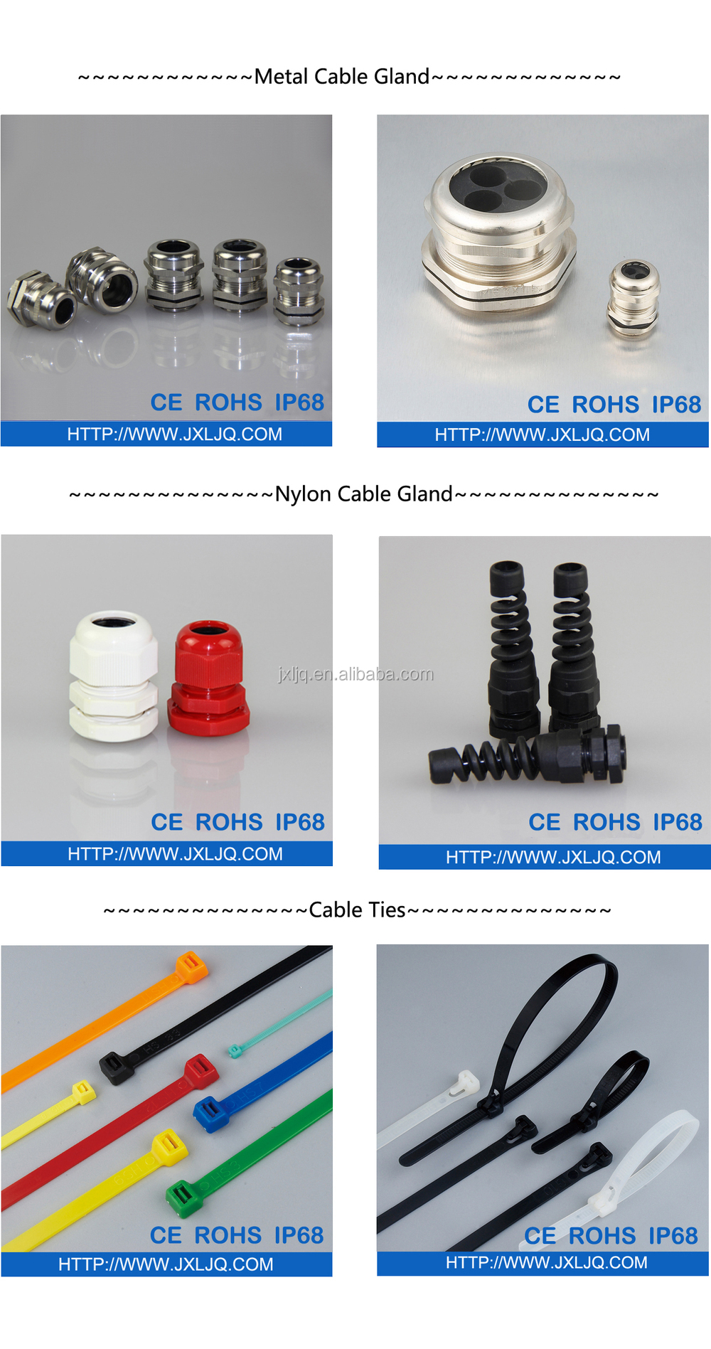 PG7 Outdoor type Brass Cable Gland for Wire Sealing-in Cable ...