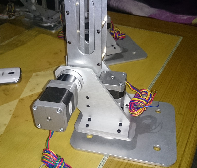 Robot Arm A400 High Precision Stepping Motor Robot Arm