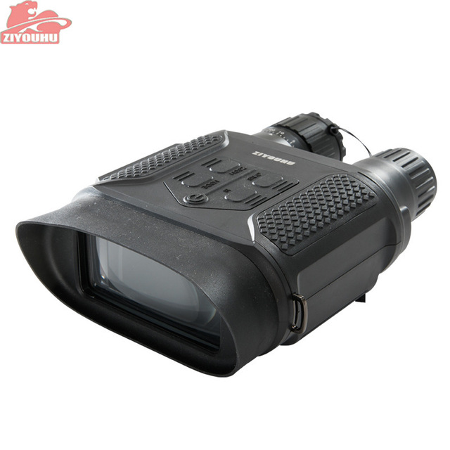 ZIYOUHU 7x31 Night Vision Binocular Digital Infrared Night Vision Scope HD Photo Camera Video Recorder Clearly see up to 400