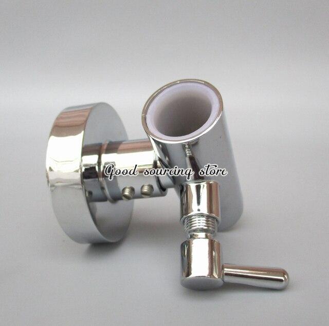 304 stainless steel shower rod holder, shower kit, shower accessory ...