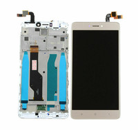 AAA Quality LCD For Xiaomi Redmi Note 4X LCD Display Screen+Frame For Note 4 Global Version LCD Display Only For Snapdragon 625