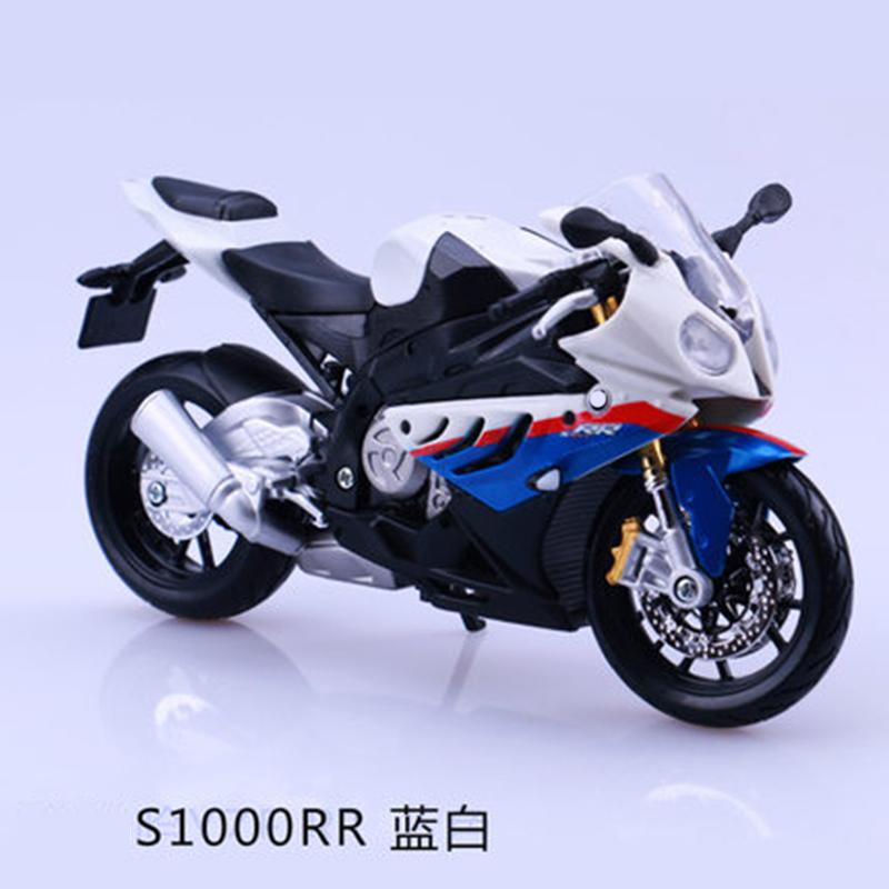 1:12 Super Motorcycle Model Alloy Static Cars Model Toys S1000RR Limited Edition Locomotive Decoration Color Box Package комплект skila комплект