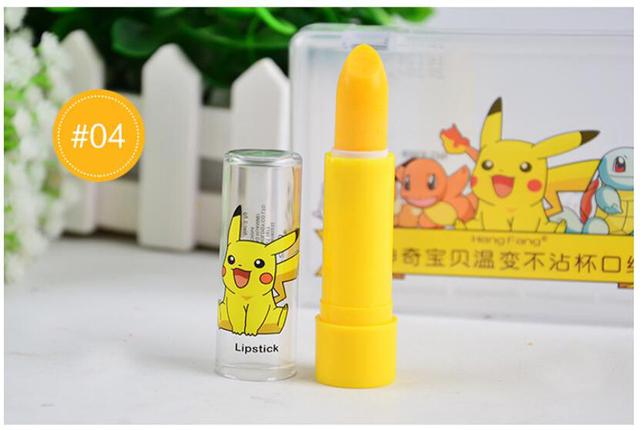 Pokemon lip balm