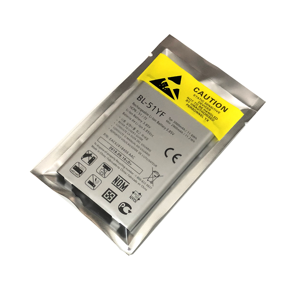 Good Quality BL-51YF New Li-ion Battery For LG G4 H815 H811 H810 VS986 VS999 US991 LS991 F500 Stylo F500 F500S F500L F500K image