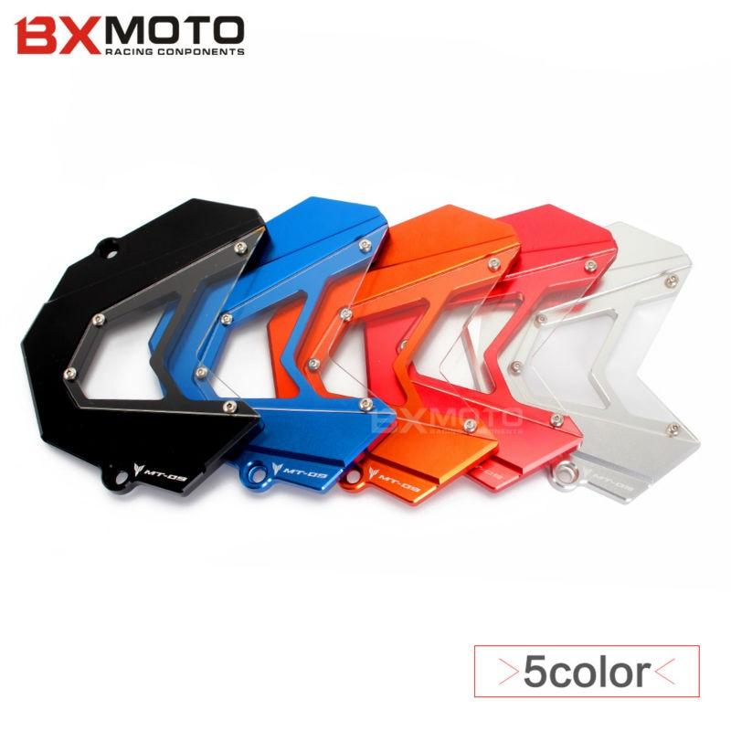 Azul accesorios de La Motocicleta Piñón de cadena de la Cubierta Del protector P