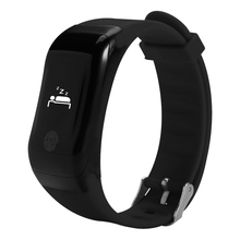 Waterproof Bluetooth Sensible Wristband Coronary heart Fee Monitor Exercise Health Tracker Passometer Bracelet Sensible Band for Android IOS