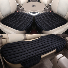 Car seat cushion new winter comfortable warm single piece car all inclusive 5 seated auto cover