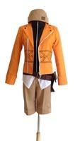 2017 Future Diary Yukiteru Amano Cosplay Costume