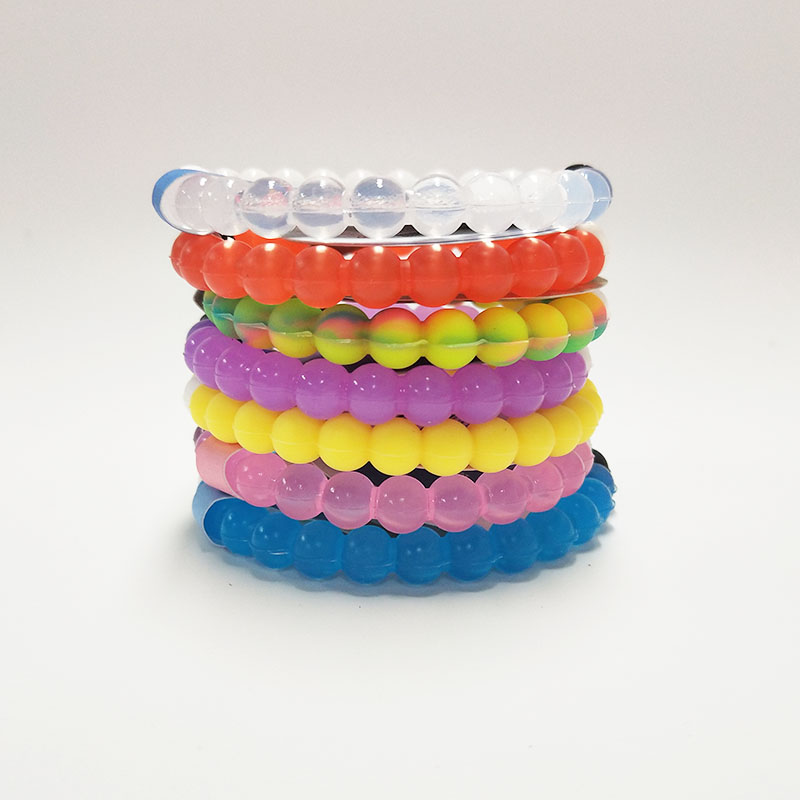LELX New Hot Silicone Bracelet With Original Tag Many Colors for You Select Best Gift