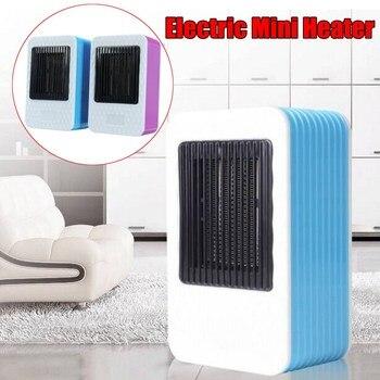 220V AC 500W Powerful Warm Blower Portable Mini Fast Heater Electric Air Heater Fan Stove Radiator Room Warmer