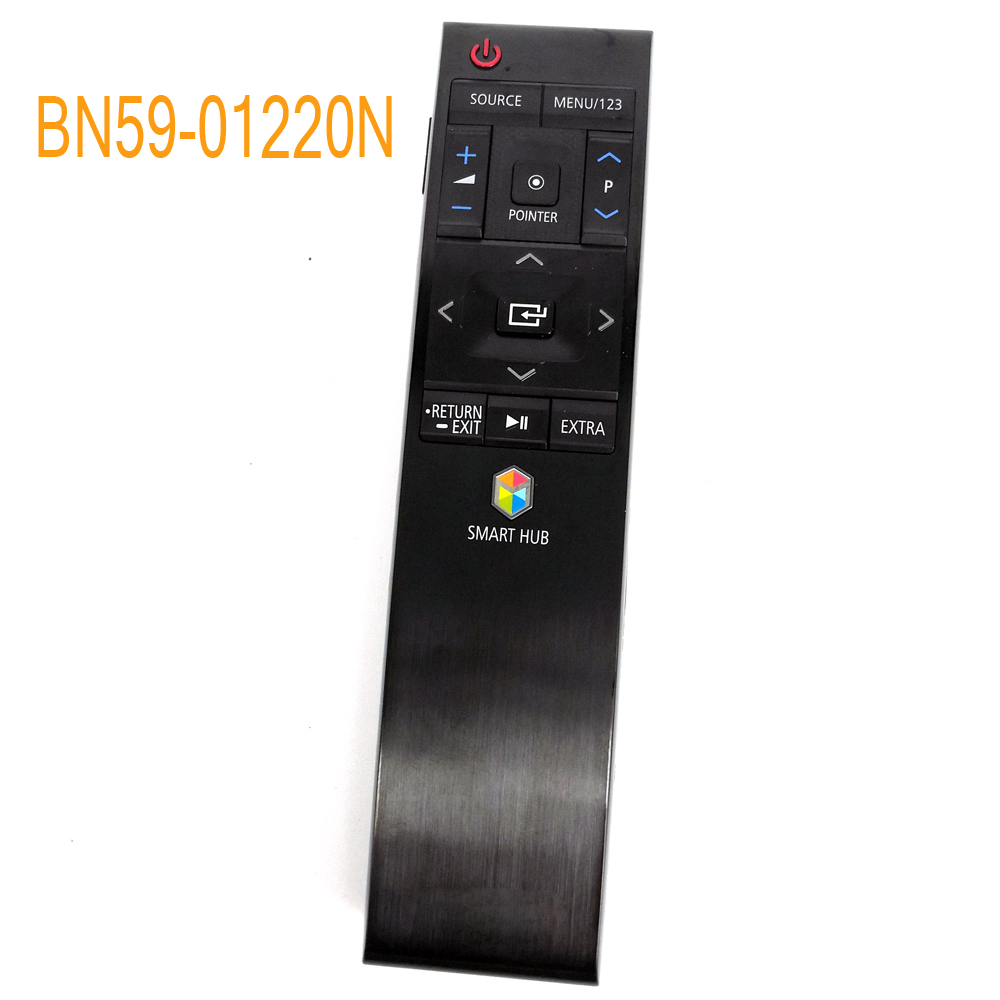 купить New Original For Samsung TV BN59-01220N Smart TV Remote Control Smart Hub Magic Remote RMCTPJ1AP2 по цене 3843.9 рублей