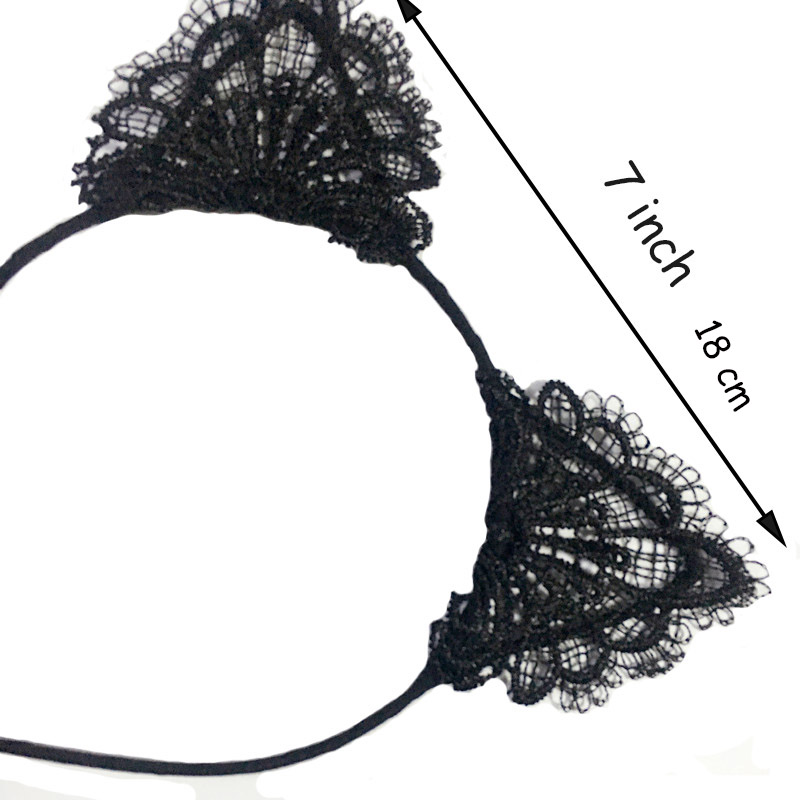 1-Pc-Black-Lace-Cat-Ears-Headband-For-Women-Girls-Hairband-Dance-Party-Sexy-Boutique-Hair