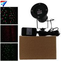 Free shipping laser outdoor Mini Lawn Sky Star Spotlight Light Landscape Park Garden Lamp