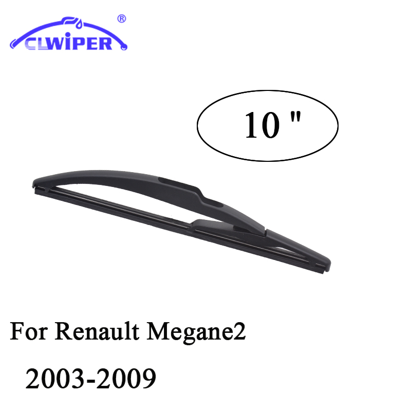 CLWIPER Rear Wiper Blades For RENAULT MEGANE 2 ESTATE(2003