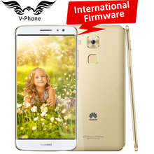 Международная прошивка Huawei G9 плюс мобильный телефон 5.5 дюймовым Octa Core 2.0 ГГц 3 ГБ Оперативная память 32 ГБ Встроенная память 1920 * 1080px 16mp отпечатков пальцев телефон