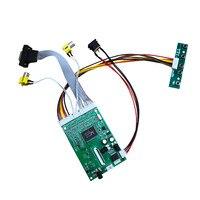 4 3inch 5inch 7inch Lcd Driver Board MP5 GPS 40pins Dual AV VGA Driver Board 800X480