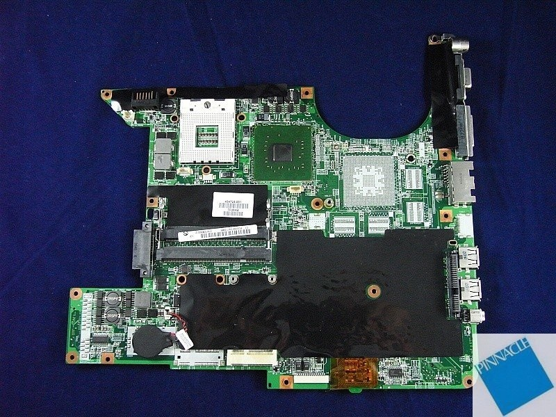 434723 001 Motherboard for HP Compaq DV6000