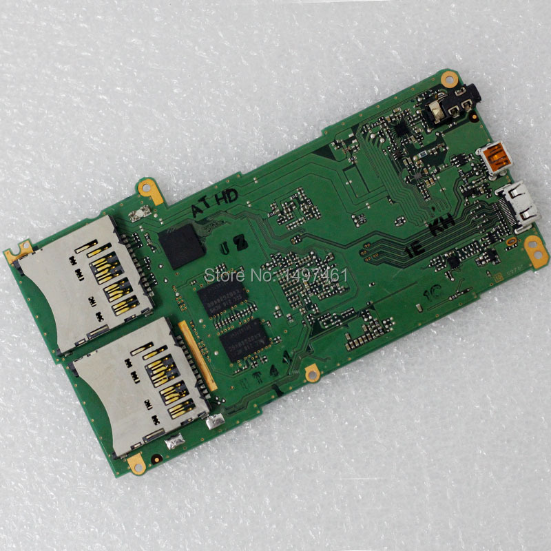 Big Togo Main circuit Board Motherboard PCB repair Parts for Nikon D610 SLR free shipping new big main board motherboard pcb repair parts for sony ilce 6000 a6000 slr