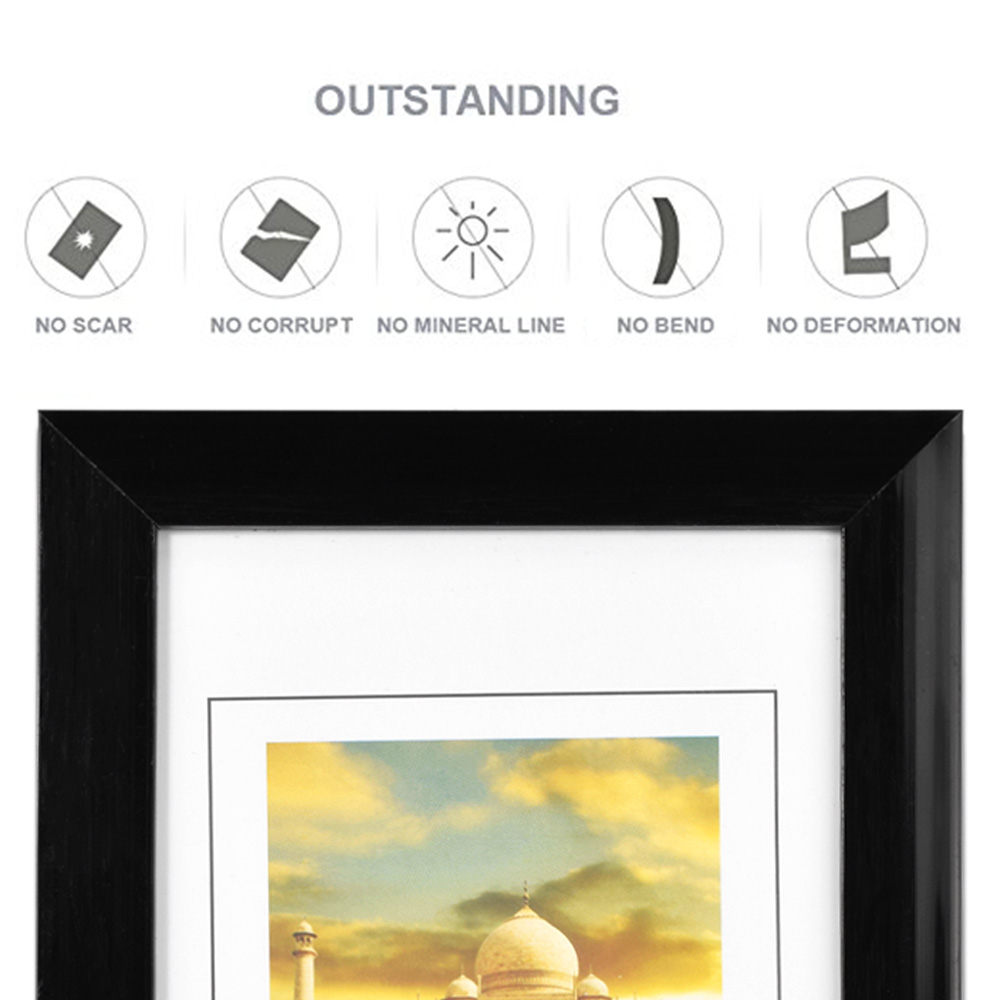 Aliexpress.com : Buy Black Photo Frames For Pictures Cadre Photo ...