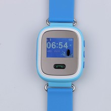 สมาร์ทนาฬิกาอิเล็กทรอนิกส์เด็กGPS L Ocatorต่อต้านหายไปติดตามSOSโทรสำหรับเด็กเด็กสมาร์ทนาฬิกาการตรวจสอบนาฬิกาข้อมือ