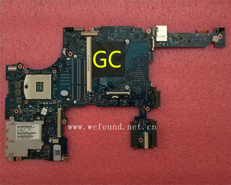 laptop Motherboard For <font><b>8770W</b></font> 688745-001 688745-501 system mainboard Fully Tested image