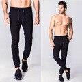 Europa y los Estados Unidos moda pantalones pantalones ocasionales de los hombres pantalones de tejido elástico hombres casual S puertos pantalones grandes patios
